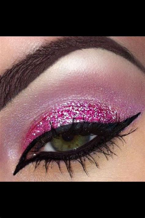 light pink glitter eyeshadow 90 best jewel and glitter makeup images on pinterest