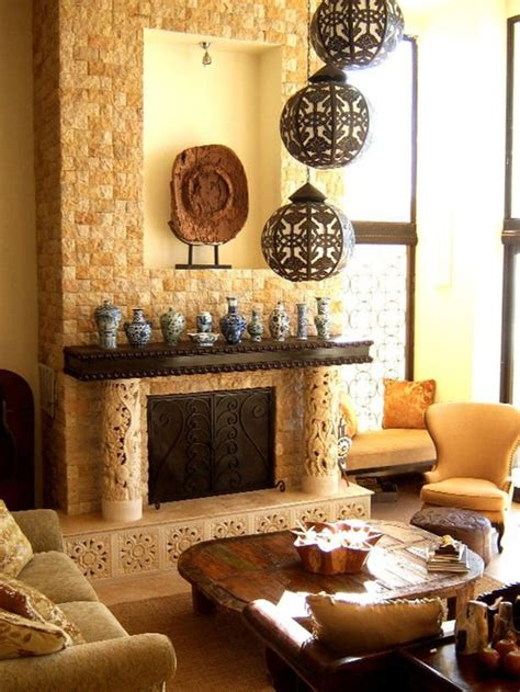 moroccan inspired living room home pinterest home art decor 57727 ethnic and old world decorating ideas from hgtv fans