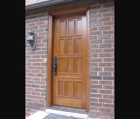 exterior doors single entry doors amberwood doors inc