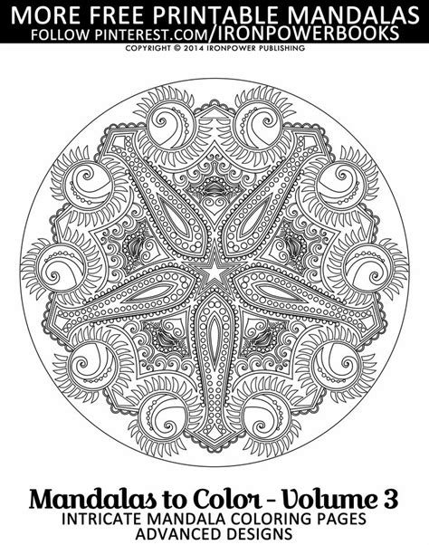mandala coloring pages livro advanced mandala coloring pages for adults ironpowerbooks