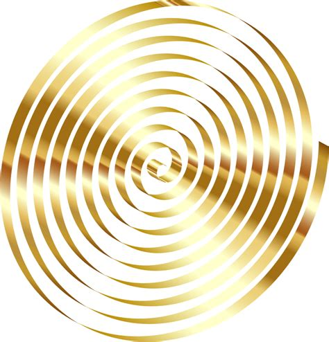 gold wallpaper png clipart gold 3d spiral no background