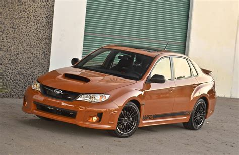 subaru impreza 2013 modified 2013 subaru wrx and wrx sti special editions unveiled