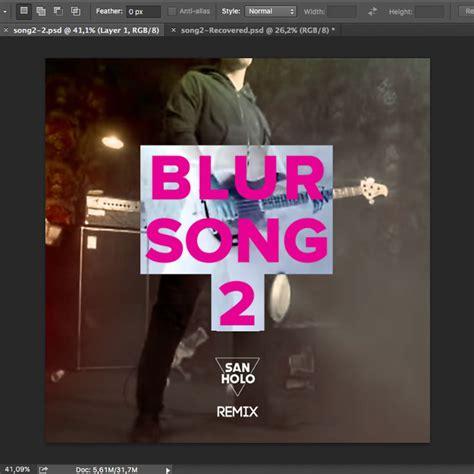 san holo melbourne blur song 2 san holo remix by the wavs