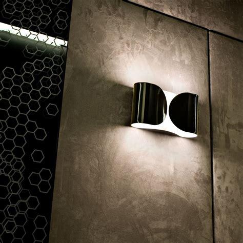 wandleuchte schwarz foglio wandleuchte flos im design shop