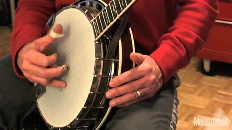 banjo picking  beginners youtube