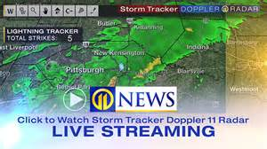Live Weather Radar Hourly Forecast For Pittsburgh Pa Wpxi