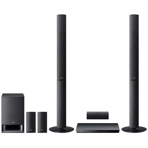 Audio Home Theater Sony home theater sony bdv e490 5 1 canais player 3d smart cabo hdmi e entrada usb 850