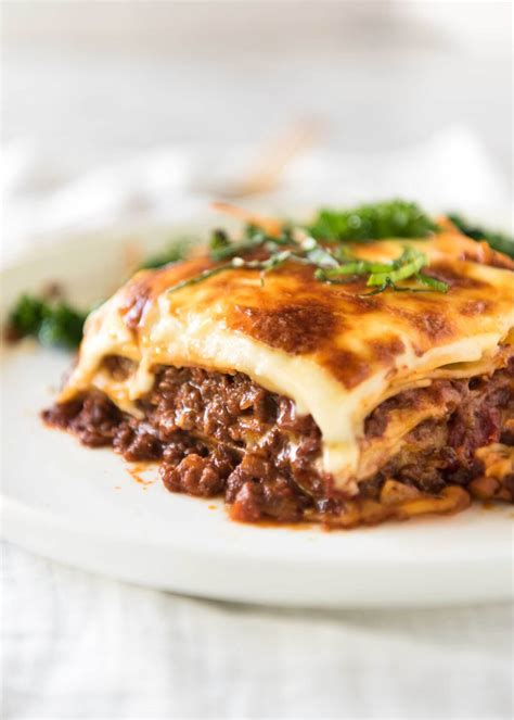 lasagna cottage cheese lasagna recipetin eats