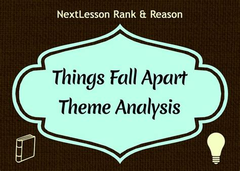 themes and exles in things fall apart 1000 images about annotate that text on pinterest