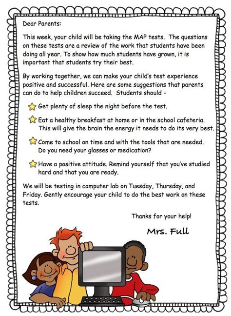 Parent Letter Explaining Accelerated Reader 1000 Ideas About Parent Letters On Class