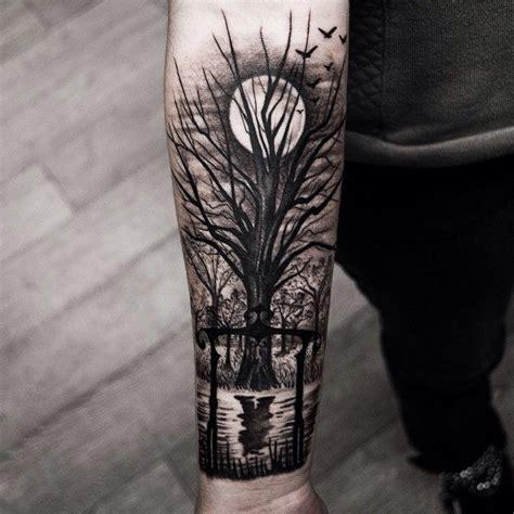 tree arm tattoo 73 impressive forearm design nature