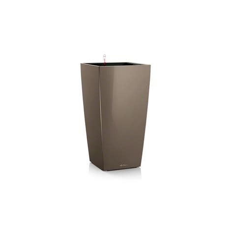 vaso lechuza vaso cubico premium 40 lechuza set completo