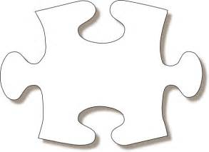 large jigsaw puzzle template jigsaw white puzzle large shadow clip at clker