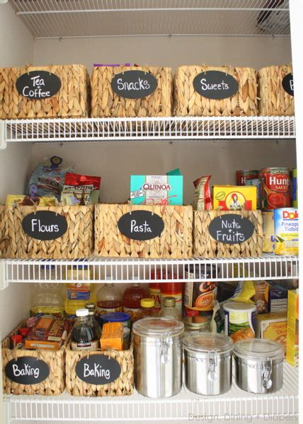 best way to organize pantry tips to organize a small kitchen