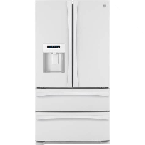 Kenmore Elite Door Refrigerator by Kenmore Elite 71072 27 5 Cu Ft Door Bottom