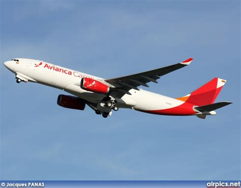 airpics net n334qt airbus a330 200f avianca cargo