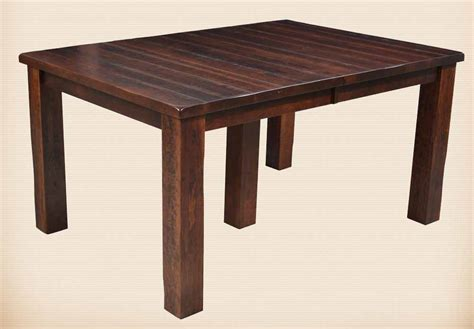 Oakwood Furniture Amish Furniture In - dining table eldesignr