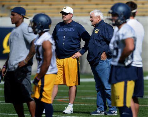 spike dykes cal fires head coach sonny dykes