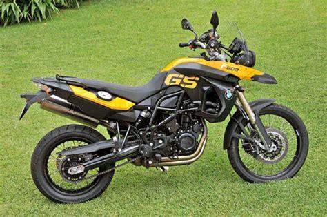 800 Ccm Motorrad Test by Bmw F 800 Gs F 650 Gs Im Test Motorrad Tests