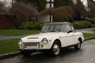 Nissan Fairlady Roadster Parked Cars 1968 Datsun Fairlady 1600 Roadster