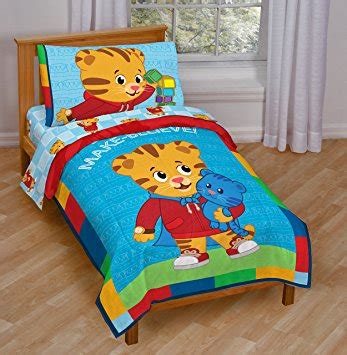 daniel tiger trolley bed daniel tiger bedding blue toddler bed baby on daniel