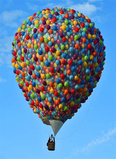 imagenes originales de globos inauguran festival de globos aerost 225 ticos en inglaterra