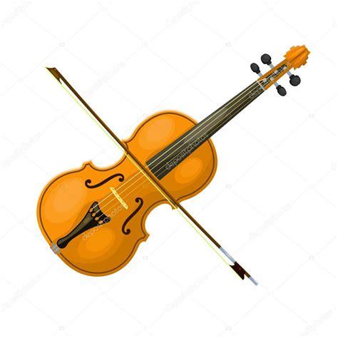 imagenes instrumentos musicales violin viol 237 n instrumento musical con un arco sobre un fondo