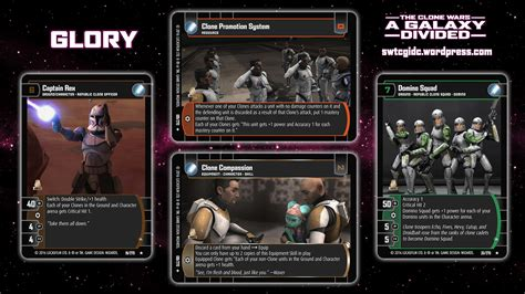 wallpaper engine trading cards a galaxy divided star wars trading card game