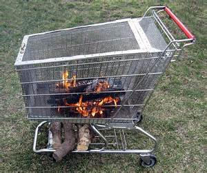 Portable Firepit Portable Pit With Built In Log Storage Rack 6 Steps With Pictures
