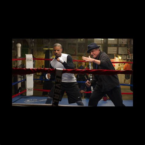 Rocky Balboa Makes 62 Million On Opening by Box Office Quot Creed Quot D 233 Tr 244 Ne Quot Les Huit Salopards