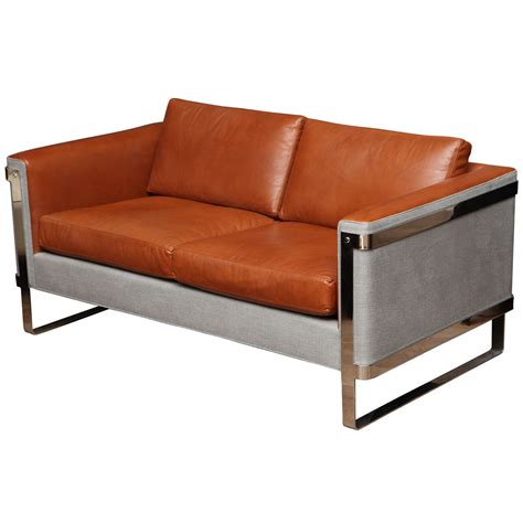 milo baughman couch milo baughman sofa at 1stdibs