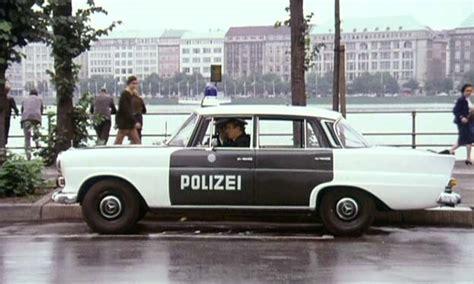 Minichs Mercedes 200 Polizei imcdb org 1966 mercedes 200 polizei w110 in