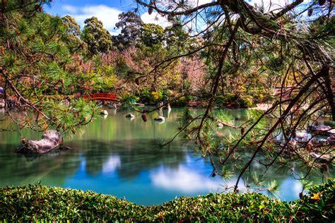 Japanese Garden In Sydney At Auburn Botanic Gardens Nsw A
