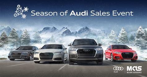 Season Of Audi by Season Of Audi Sales Event Autosource
