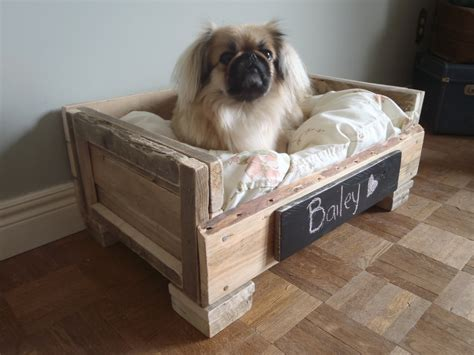 puppy in bed creations and inspirations recycled and cat beds etsy