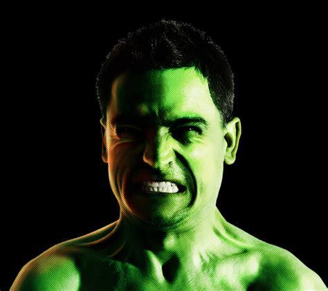 Tutorial Photoshop Hulk | hulk photoshop tutorial by l3m35 on deviantart