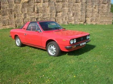 Lancia For Sale For Sale Lancia Beta Spyder Zagato 1977 Classic Cars Hq