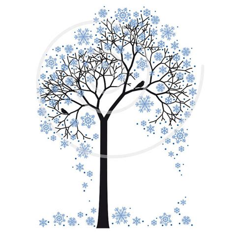 winter clipart free clipart winter tree 101 clip