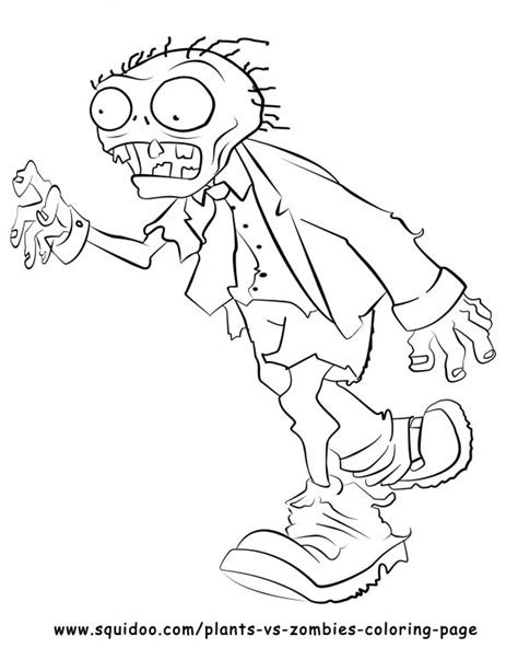 plants vs zombies chomper coloring pages coloring pages