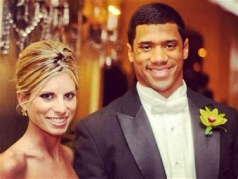 so russell wilson divorce reason russell wilson files for divorce from wife ashton larry