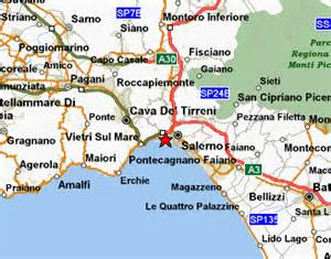 Salerno Italy Map by Salerno Apartments Villas And Hotels In Salerno Italy