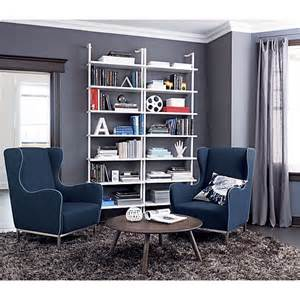 White Wall Mounted Bookcase Stairway White Wall Mounted Bookcase Cb2