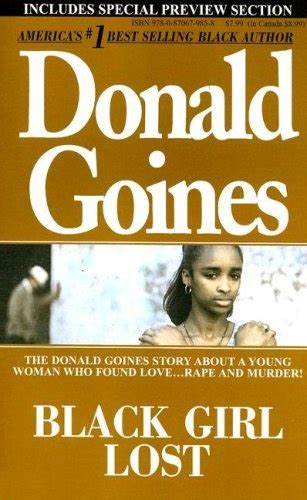 the of donald books donald goines black lost series books