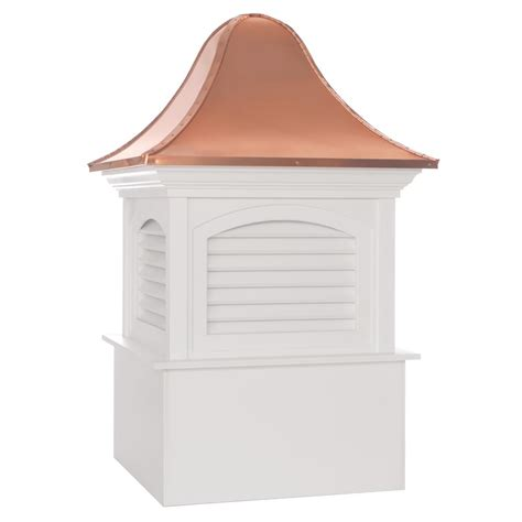 Directions Cupola by Directions Fairfield 30 In X 30 In X 49 In Vinyl