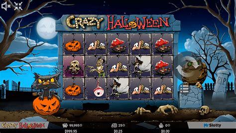 crazy halloween slot machine  mrslotty casino slots
