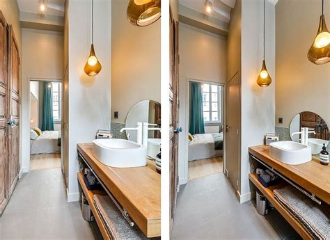 narrow vanities for small bathrooms lovely small apartment in mixing contemporary and