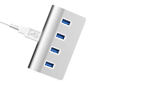 Speed Aluminum Usb 30 Hub 4 Ports Model B 1 sabrent 4 port aluminum usb 3 0 hub 30 quot cable silver