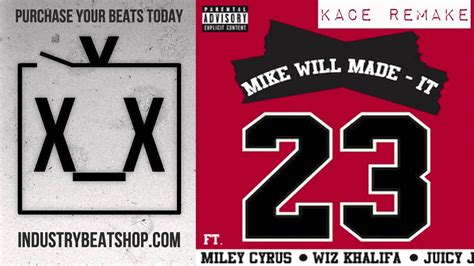 mike will made it instrumental mike will made it miley cyrus 23 official