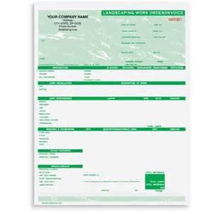 landscaping work order invoice lwo 893 landscaping work order invoice