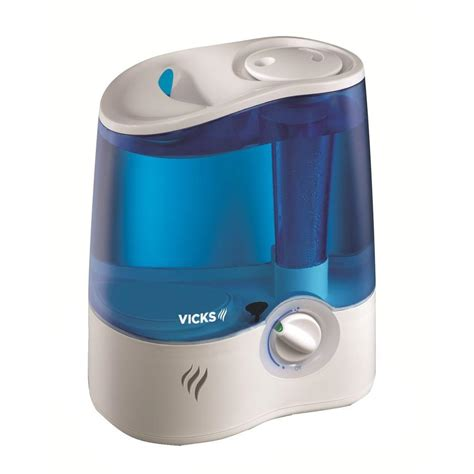 vicks 1 2 gal ultrasonic humidifier v5100n the home depot